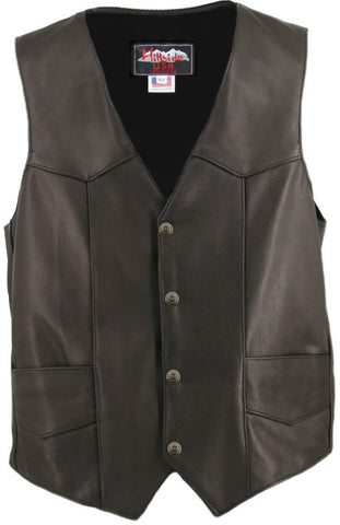 Core Motorcycle Vest w/ Gun Pockets