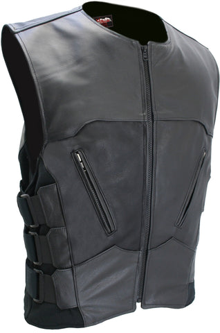 Interceptor Leather Vest