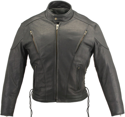 Vented Racing Jacket