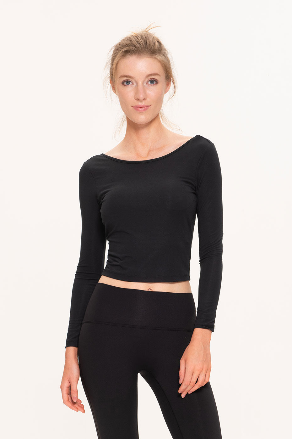 Flora Long Sleeve-With Bra Lining