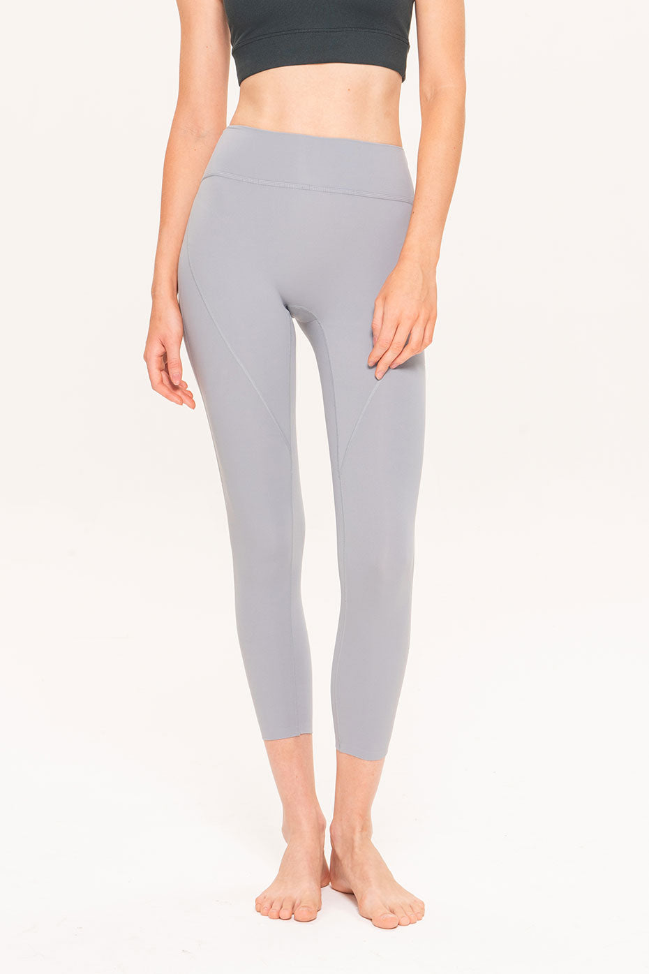 3/4 High-Waist Allev Legging
