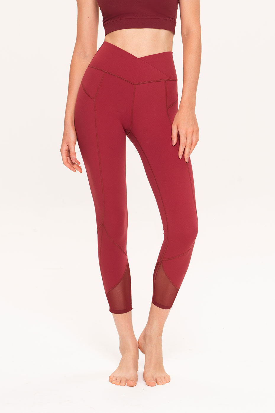 7/8 High-Waist Jubilant Legging