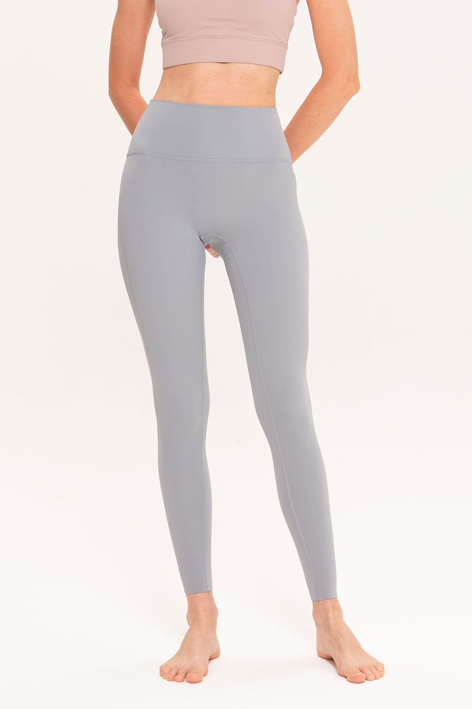 7/8 High-Wasit Allev Legging