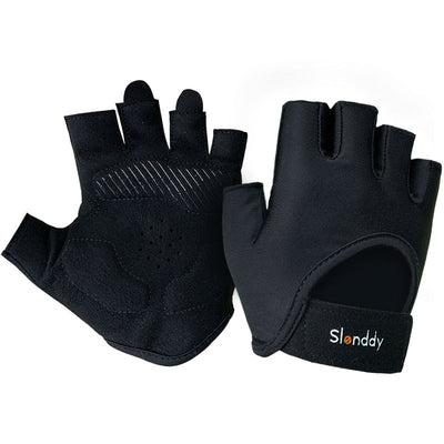 Hollow Weight Training Gloves