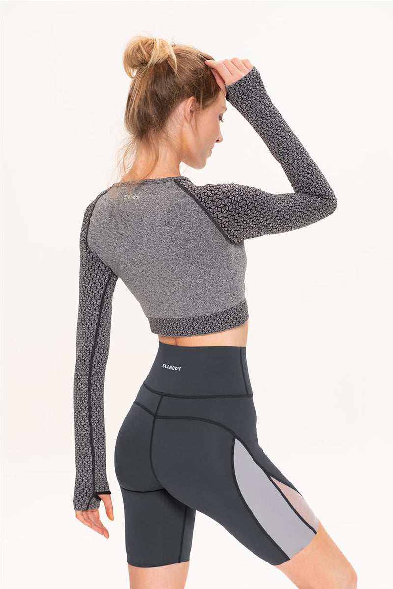 Mandy Seamless Long Sleeve