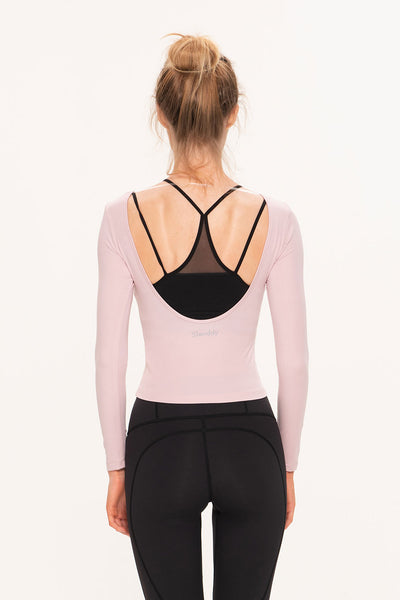 Flora Long Sleeve-Without Bra Lining