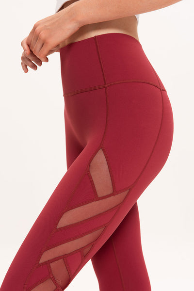 7/8 High-Waist Vigorous Legging