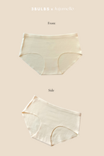 Load image into Gallery viewer, 3BULBS X JUJUMELLO Cotton Panties (3 in a pack)