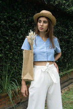 Load image into Gallery viewer, Kathy Culottes Pants in White