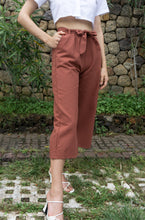 Load image into Gallery viewer, Kathy Culottes Pants in Brown