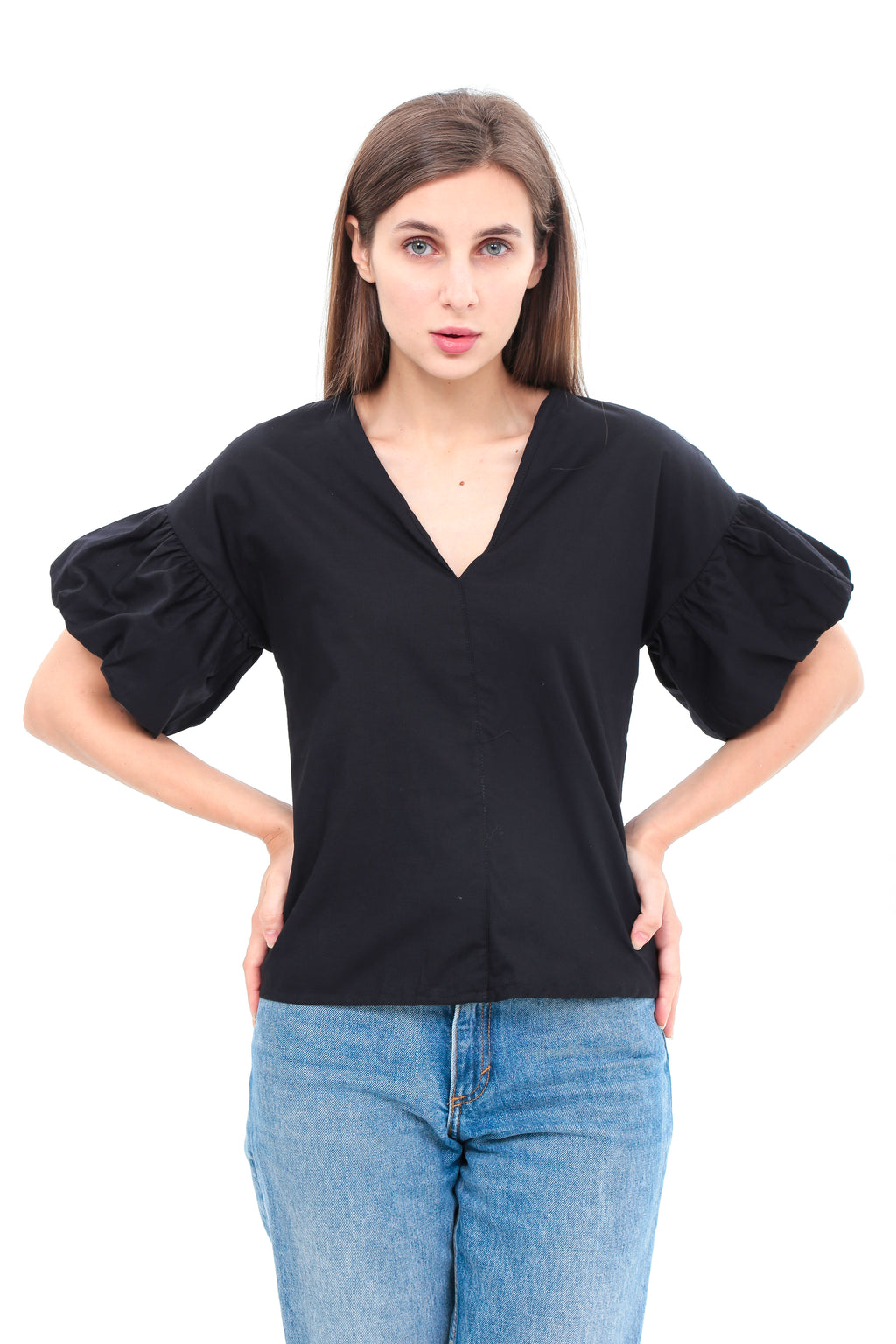 Natalie Top in Black