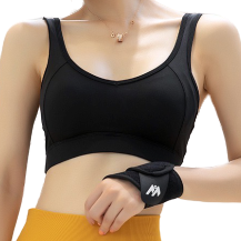 Load image into Gallery viewer, [ Active Wear ] U-Neck Training Sport Bra in Black
