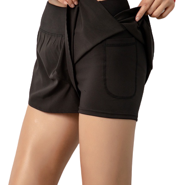 [ Active Wear ] High Waist Yoga Pants / Leggings in Black