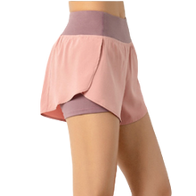 Load image into Gallery viewer, [ Active Wear ] Shorts with Inner Tights in Pink