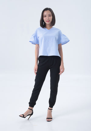 Aria Top in Blue