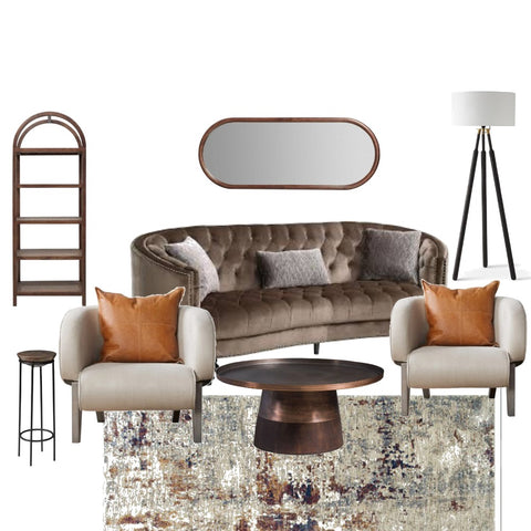 The Cali Calm Living Room From $195.00 & Up For Full Bundle - InteriorDesignsToGo.com