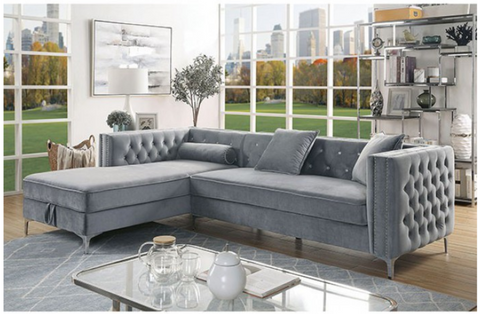 Amie Sectional - InteriorDesignsToGo.com