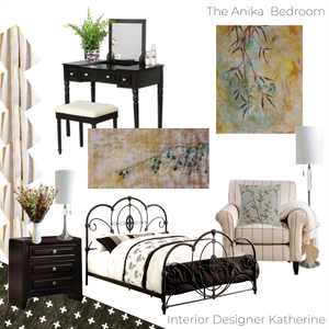 The Anika Bedroom From $19.99 & Up For Full Bundle - InteriorDesignsToGo.com