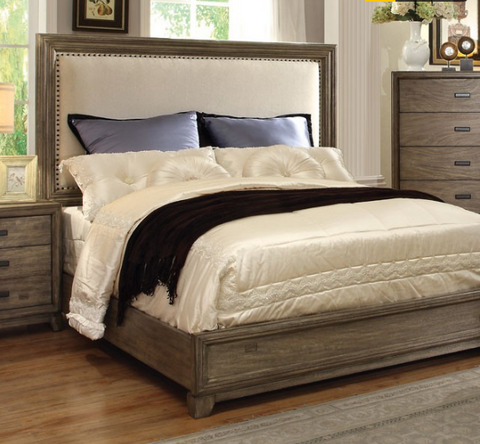 Antler Cal.King Bed - InteriorDesignsToGo.com
