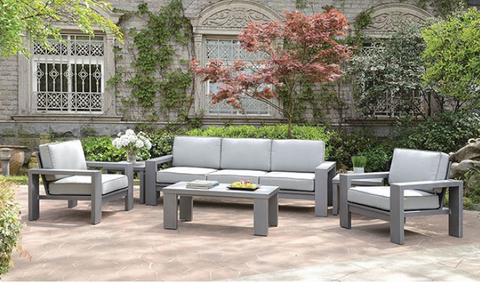Ballyshannon 6 Pc. Patio Set - InteriorDesignsToGo.com