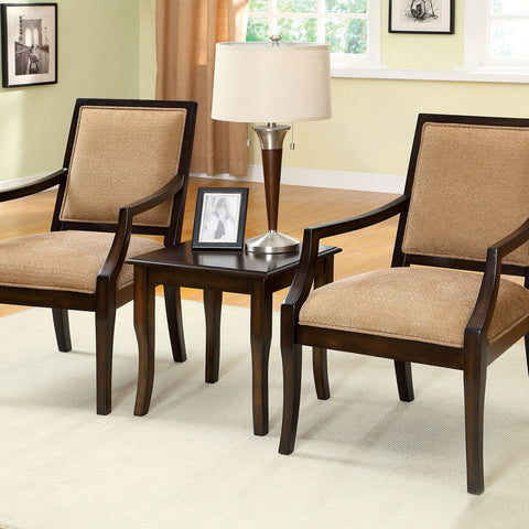 Boudry Accent Table + 2 Chairs Set - InteriorDesignsToGo.com