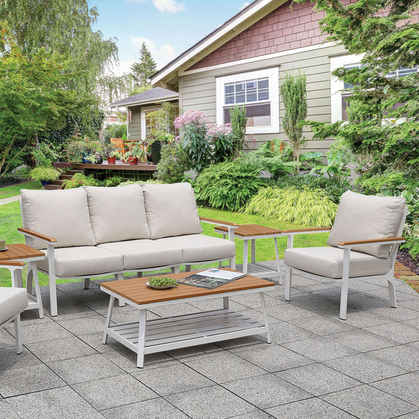 Anishan 6 Pc. Patio Set - InteriorDesignsToGo.com