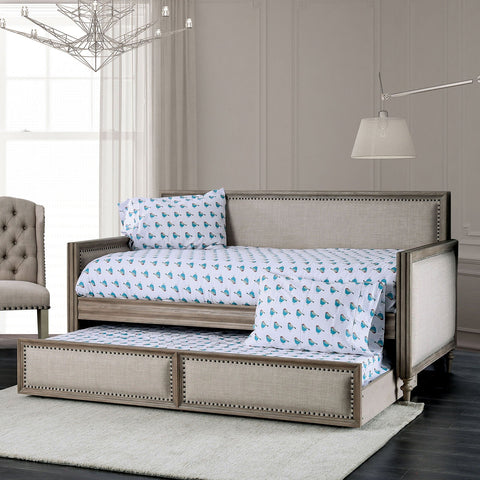 Audrina Daybed with Trundle - InteriorDesignsToGo.com