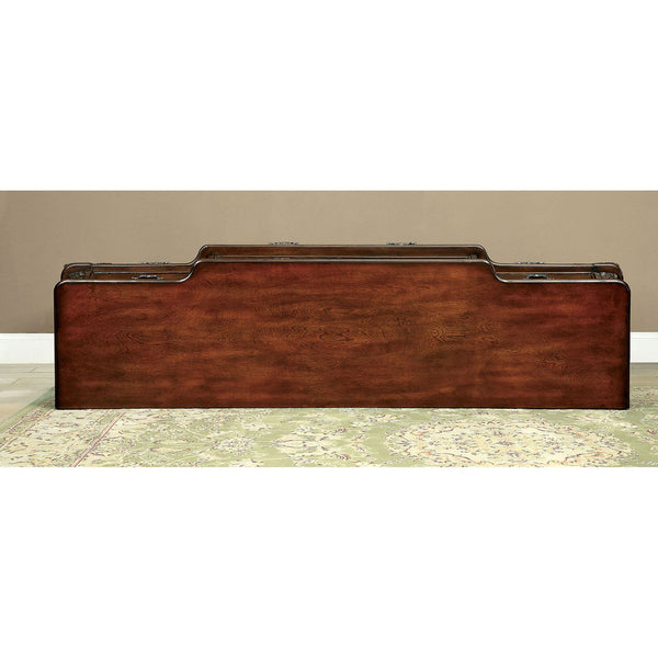 "VICENTE Traditional 72"" TV Console - InteriorDesignsToGo.com"