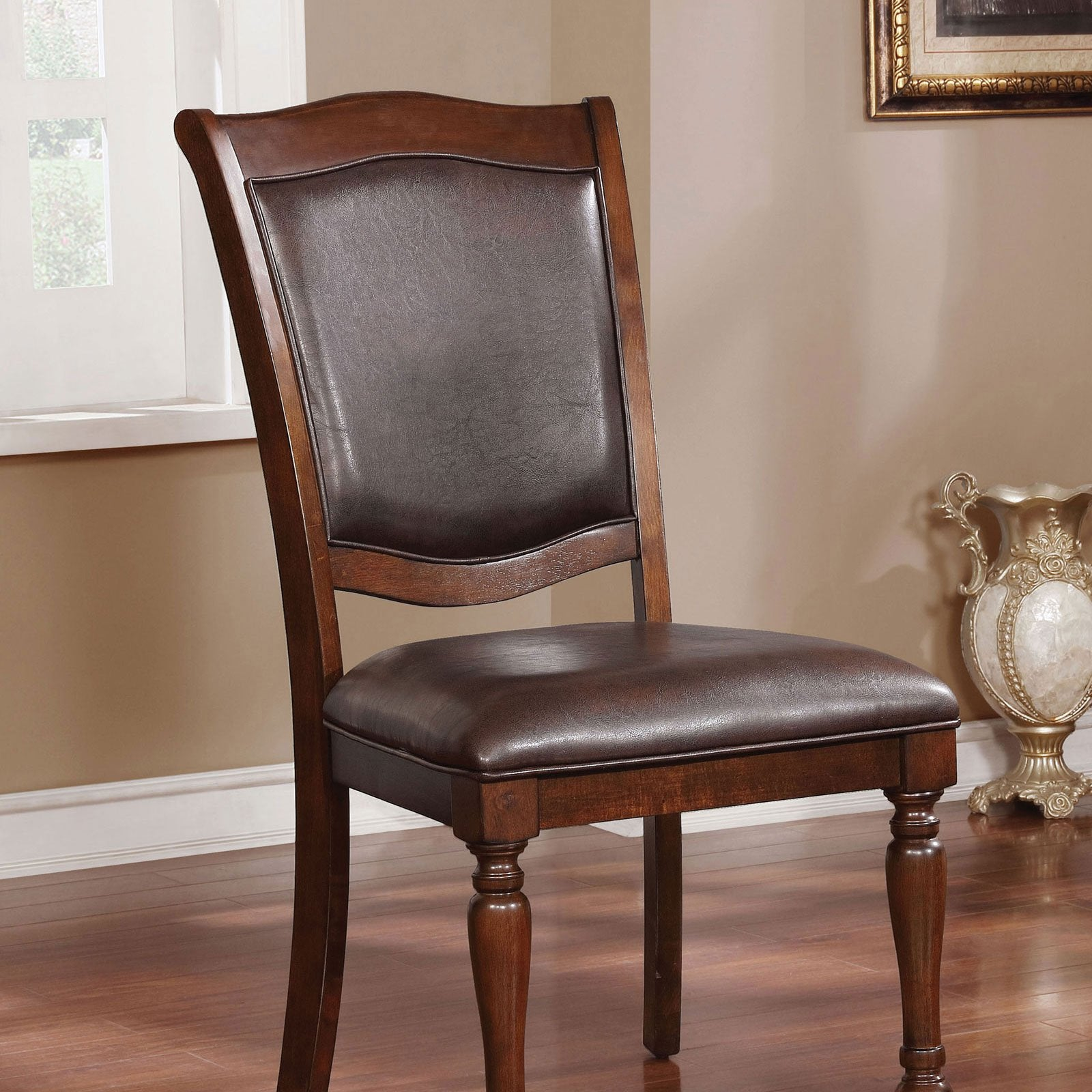 Sylvana Traditional Side Chair (2-CTN) - InteriorDesignsToGo.com