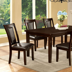EMMONS I 6 Pc. Dining Table Set w- Bench - InteriorDesignsToGo.com