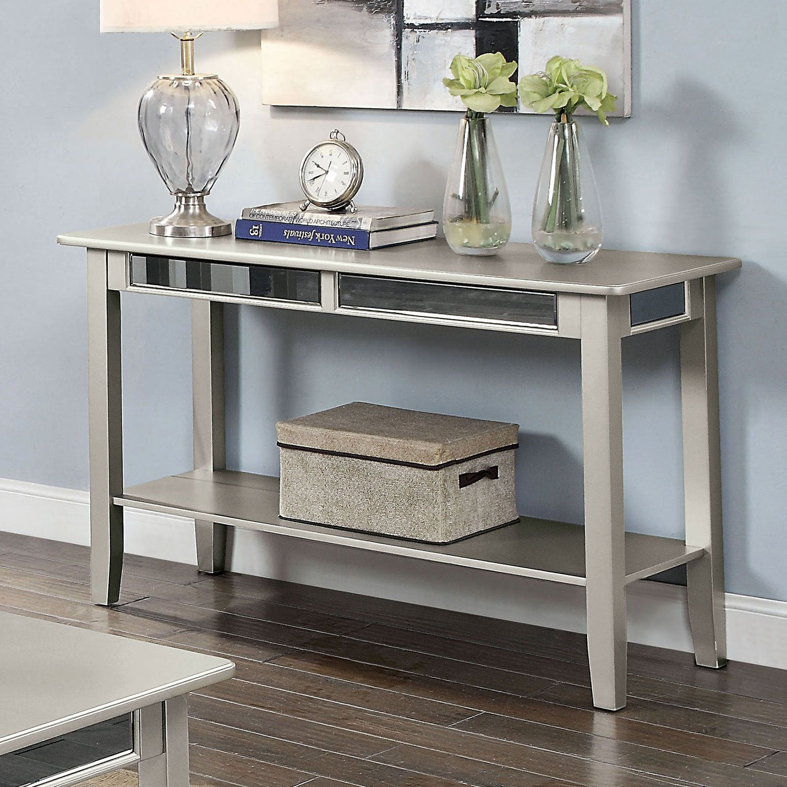 Celestine Sofa Table - InteriorDesignsToGo.com