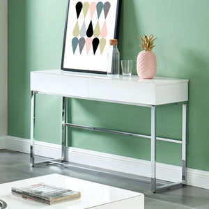Juni Contemporary Sofa Table - InteriorDesignsToGo.com