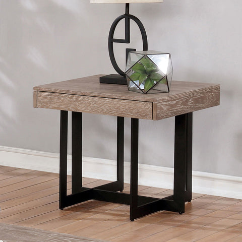Sawyer End Table (Only) - InteriorDesignsToGo.com