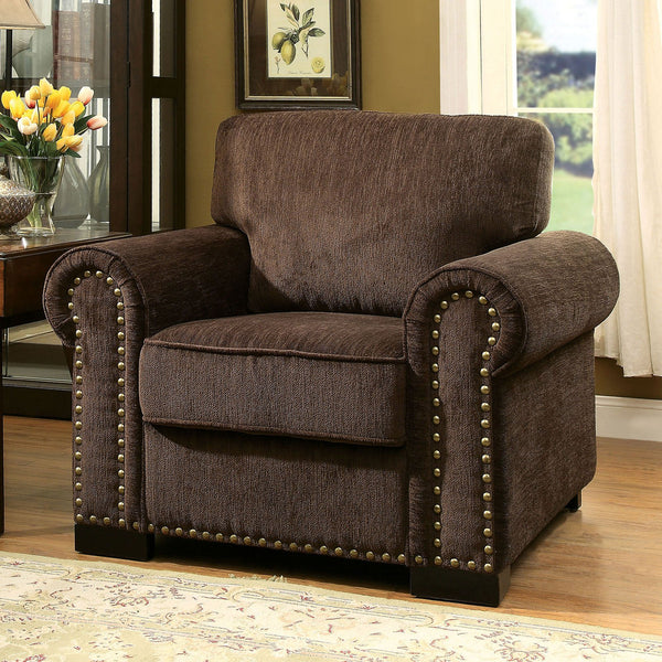 RYDEL Transitional Chair - InteriorDesignsToGo.com