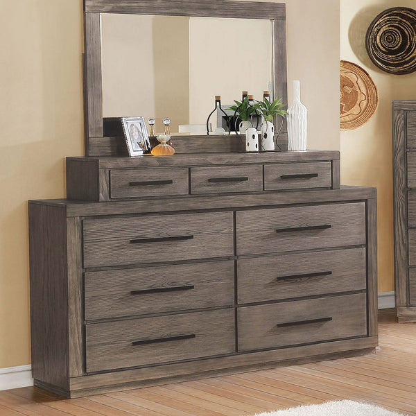 Oakburn Transitional Chest - InteriorDesignsToGo.com
