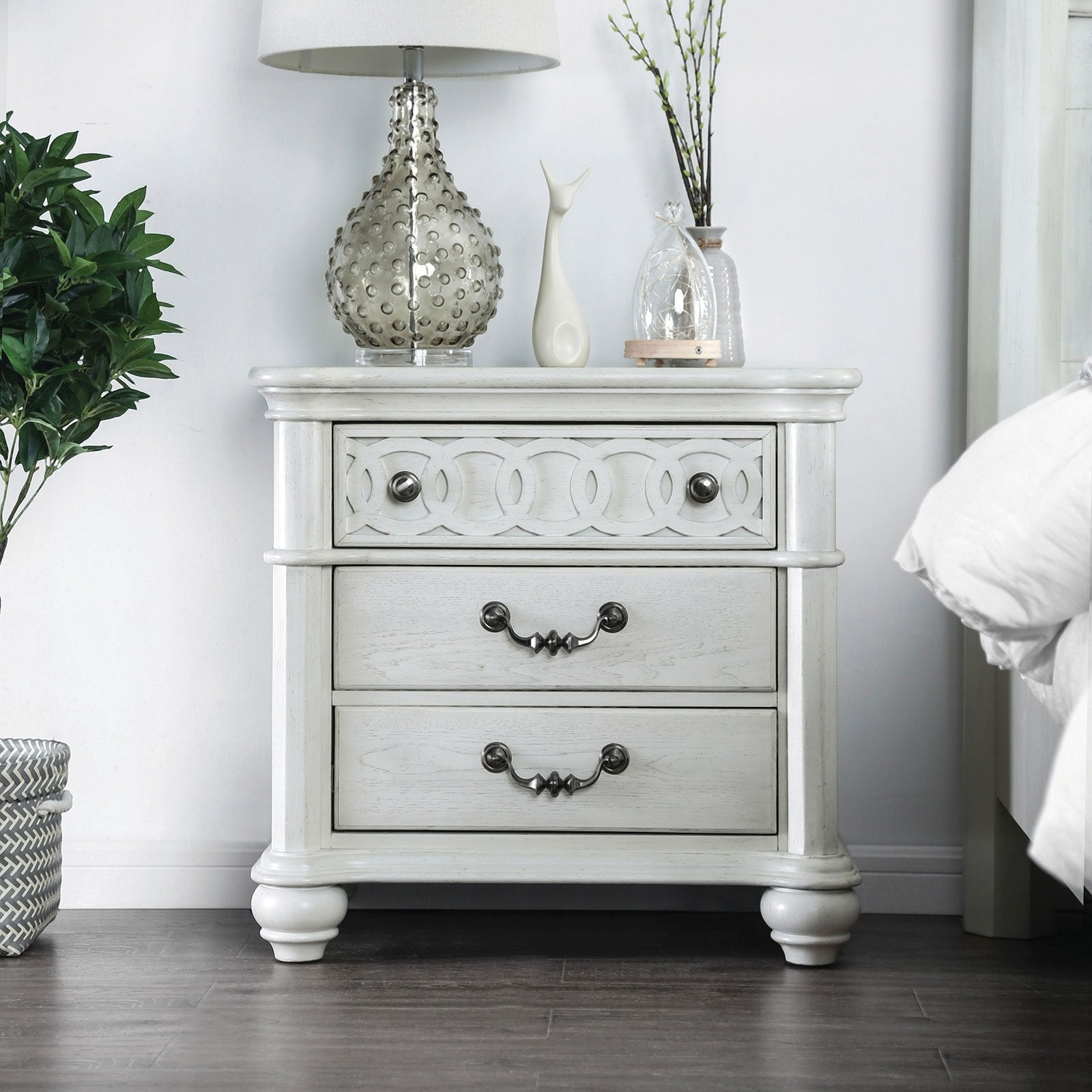 Fantasia Night Stand - InteriorDesignsToGo.com