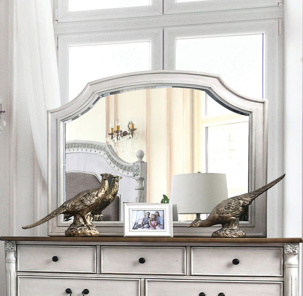 Hesperia Transitional Mirror - InteriorDesignsToGo.com