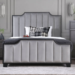 Espin 4 Pc. Queen Bedroom Set - InteriorDesignsToGo.com