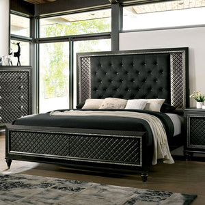 Demetria Queen Bed - InteriorDesignsToGo.com