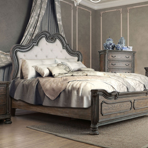 ARIADNE Cal.King Bed (Bed Only) - InteriorDesignsToGo.com