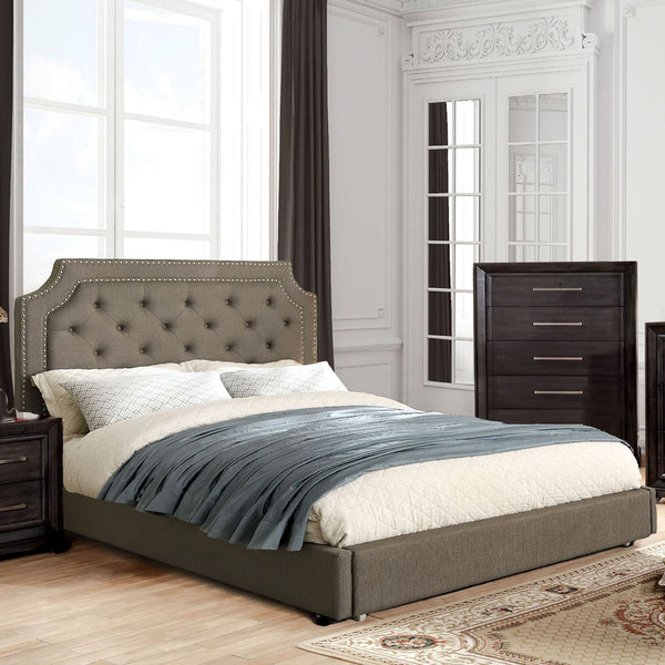 Orianna Transitional Full Bed - InteriorDesignsToGo.com