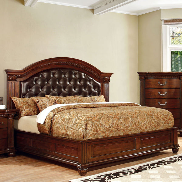 GRANDOM Cal.King Bed - InteriorDesignsToGo.com
