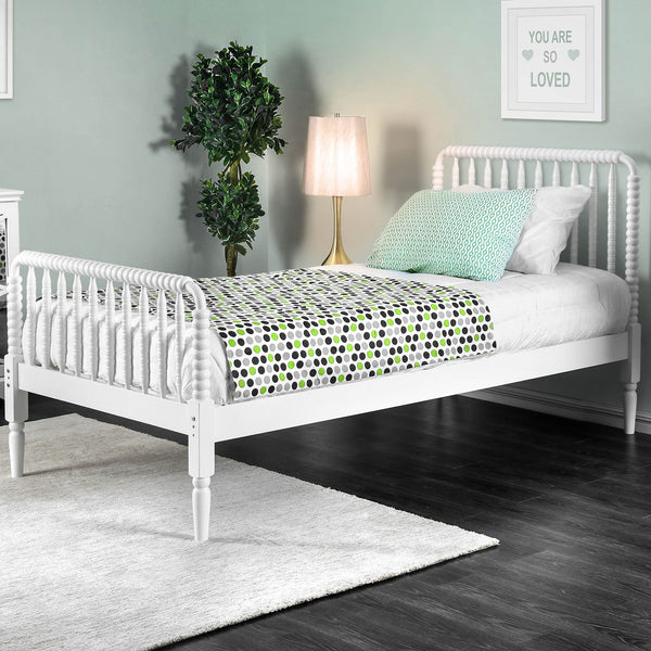 Jenny Traditional Full Bed - InteriorDesignsToGo.com