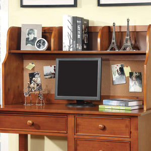 Omnus Transitional Hutch - InteriorDesignsToGo.com