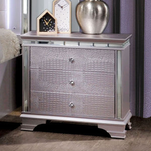 Claudette Night Stand - InteriorDesignsToGo.com