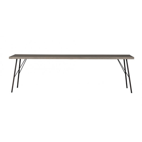 "Alon Dining Table 104"" - InteriorDesignsToGo.com"