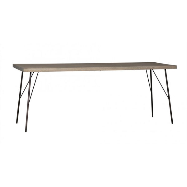 "Alon Dining Table 55"" - InteriorDesignsToGo.com"