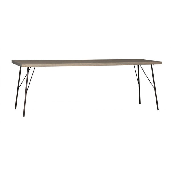 "Alon Dining Table 80"" - InteriorDesignsToGo.com"