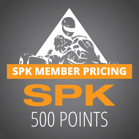 500 Racing Points for SPK Members