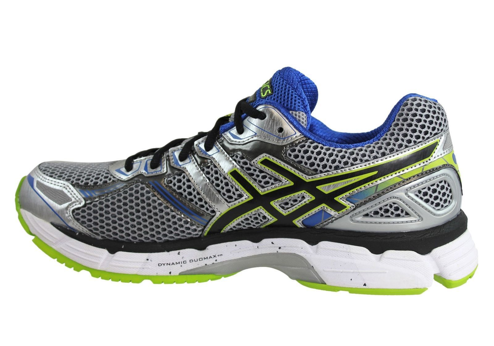 taille 40 72e2c 8daa9 Mens ASICS Gel GT-3000 2 Cushioned Running Athletic Gym Shoes (2E Wide)  Green -